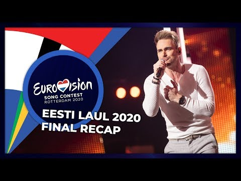 Eesti Laul 2020 (Estonia) | Final | RECAP