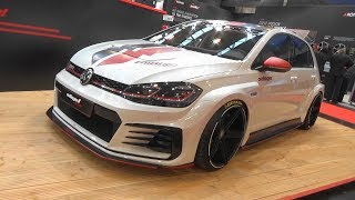 Oettinger Golf TCR - Essen Motor Show 2018