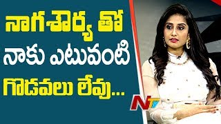 Heroine Shamili Comments About Working With Naga Shaurya in Ammammagarillu