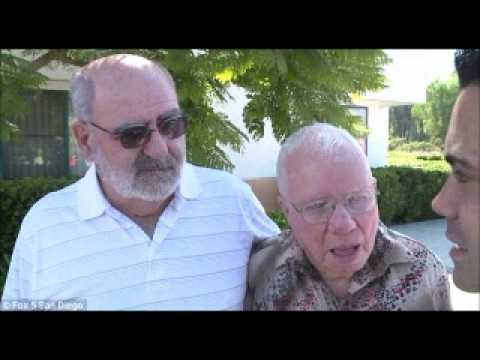 Gay Marriage: 95-year-old Man Marries His 65-year Old Partner video