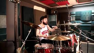 Pearl Jam - Rearviewmirror (drum cover)