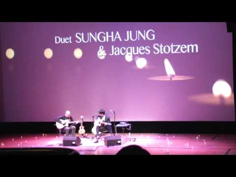 (u2) With Or Without You - Jacques Stotzem & Sungha Jung video