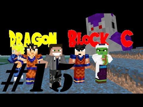 Dragon Block C Lets Play Episode 15: King Kai!