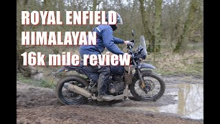 Royal Enfield Himalayan 15600 miles, but is it any good?