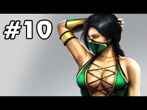 Let's Play Mortal Kombat 9 Story Mode Deutsch #10 - Jade video