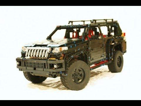 Lego Technic Toyota Prado 150