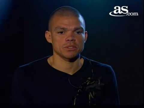 Real Madrid : Pepe Prefiere A Cristiano Ronaldo