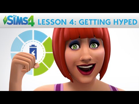 The Sims 4 Academy: Getting Hyped - Lesson 4: Emotions