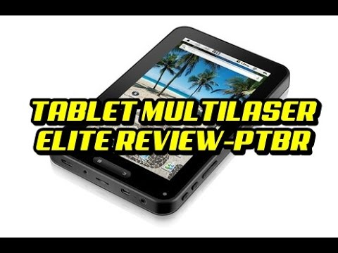 Tablet Multilaser PC Elite NB 003 Android 2.3 part. 2