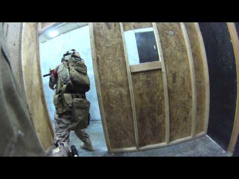 +P vs Green Mountain Rangers at Stryker Airsoft