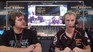 SK Gaming vs. WinFakt 1/2 - IEM GC New York Counter-Strike Grand Final
