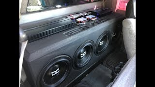 Rob's Bucket o' Bass is back! Extreme Car Audio Fail & Fix Chevy Truck 6 month update - should i?