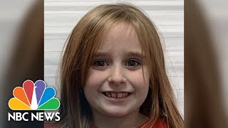 Cops: 6-Yr-Old Girl Who Disappeared From Her Front Yard Was Killed By Neighbor | NBC Nightly News