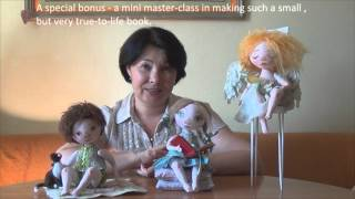 Video Tutorial: Cloth Doll step by step. Trailer.