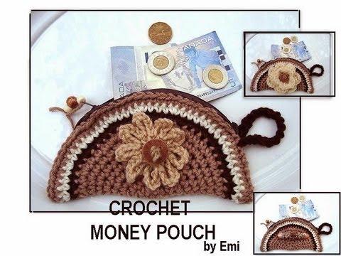 CROCHET WRIST MINI PURSE PATTERN - Crochet Club