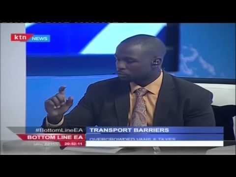 Bottomline 5th October 2015 Removing Transport Barriers in East Africa