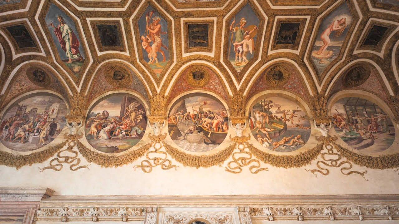 Palazzo te mantova hd youtube - Giulio iacchetti interno italiano ...