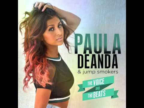 Paula Deanda Feat. Jump Smokers - tippy-toes Official Version video