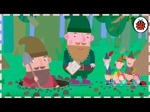 Бен и Холли шахта гномов на русском в HD Маленькое королевство