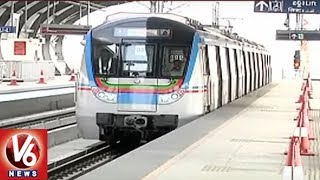 Hyd Metro Rail Increases Frequency, Now One Train Every 7 Mins