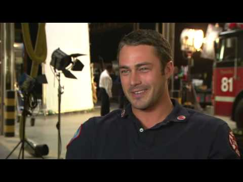 Chicago Fire S01E07- Two Families Taylor Kinney Interview
