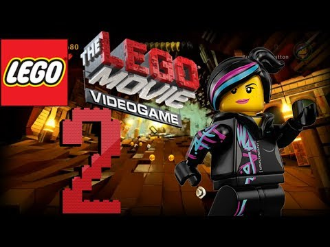 Let's Play The Lego Movie Videogame Part 2: Absturz zu Bad Cop & Good Cop