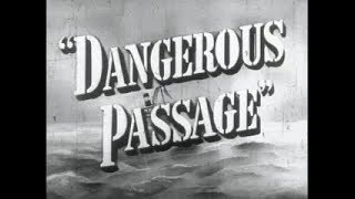 Film Noir Drama Movie - Dangerous Passage (1944)  from sallis65