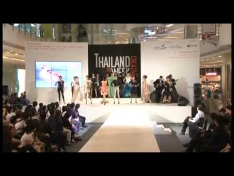 Opening Ceremony Fashion Showcase - Thailand Creative Week 2012
