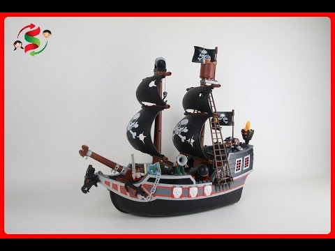 Duplo Lego Pirate Ship 08 Kedai Grosiran
