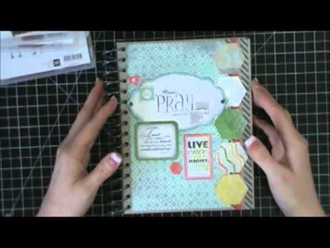 Stampin' Up Prayer Journal with This and That Bundle