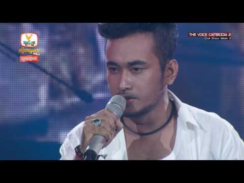 The Voice Cambodia - Thel Thai - Live Show 29 May 2016