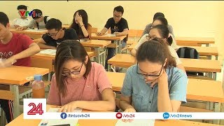 Các thí sinh đã sẵn sàng cho kỳ thi THPT quốc gia 2018 - Tin Tức VTV24