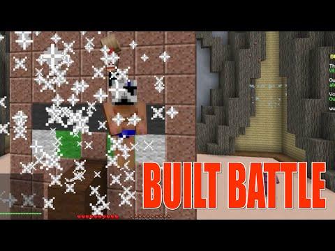 ALIENS!! - Built Battle Minecraft