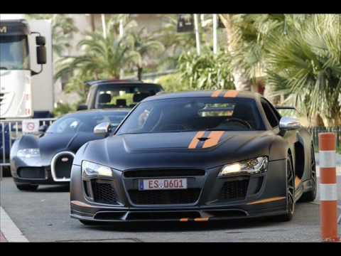 BBC-Audi R8 Car Review vs Porsche 911 Carrera { Top Gear UK } 480p