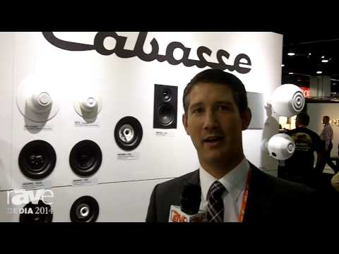 CEDIA 2014: Cabasse and Integra Demo 7.2.4 System With Dolby Atmos Technology
