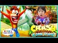 Crash Bandicoot N Sane Trilogy! Let's Play Game with Ryan's Family Review MP3
