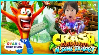 Crash Bandicoot N Sane Trilogy! Let