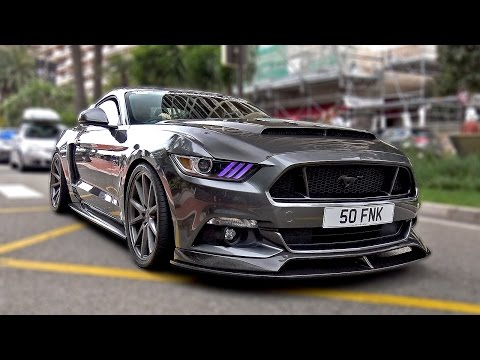 800 HP Sutton CS800 Ford Mustang  5.0 V8 Supercharged