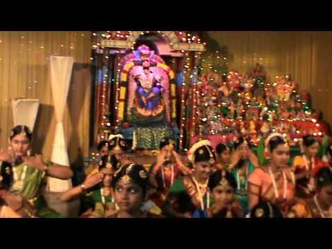 Giri Events Navarathiri Kalai Vizha Dance By Students Of Sujatha Mohan video
