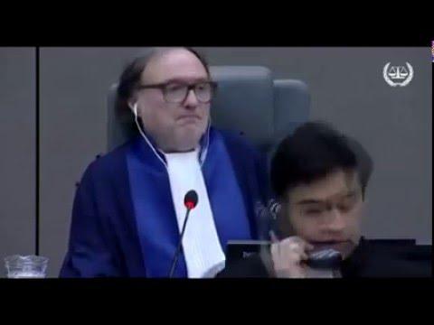 EXCLUSIF : Par mégarde, la CPI révèle les noms des témoins contre GBAGBO