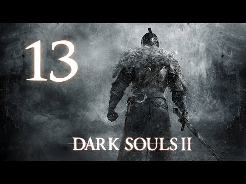 Dark Souls 2 БОСС [Горгульи с Башни.Ковенант Звонорей #13]