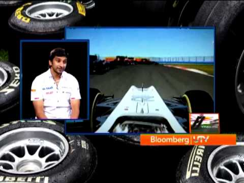 Up to speed with Narain Karthikeyan - Part 1- Narain's Racing Journey