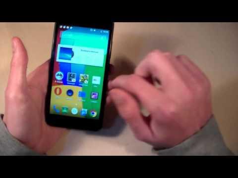 Обзор Prestigio MultiPhone 3504 Muze C3 (распаковка, дизайн, производительность, камера)