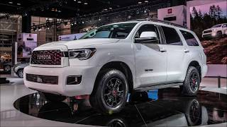 Toyota Sequoia TRD Pro: Chicago 2019 Slideshow