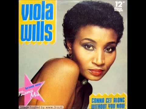 Viola Wills - Gonna Get Along Without You Now (lp) Original Version (1979) video
