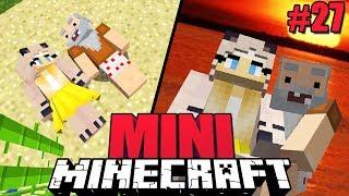 ISY und STINKY FEET sind ZUSAMMEN (+BEWEISE)?! - Minecraft MINI #27 [Deutsch/HD]