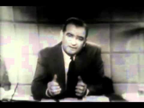 Joseph McCarthy: Last American Hero!
