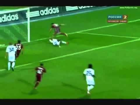 Динамо Киев - Рубин 0-2 Dinamo Kiev- Rubin Kazan 0-2