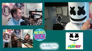 Marshmello 'Speaks Out' In Fun 107 Radio Interview