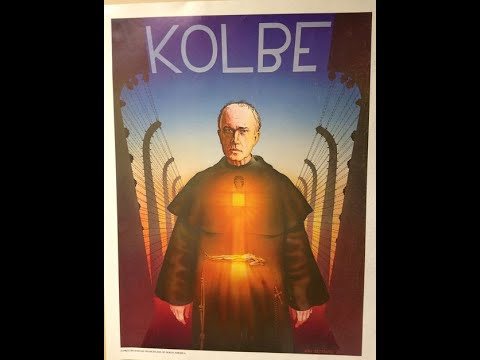 São Maximiliano Maria Kolbe. Vida por Vida